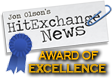 Hit Exchange News Award